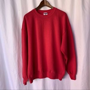 VINTAGE | 80's / 90's Blank sweatshirt made in USA
